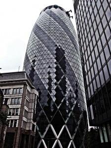 City of London Buildings